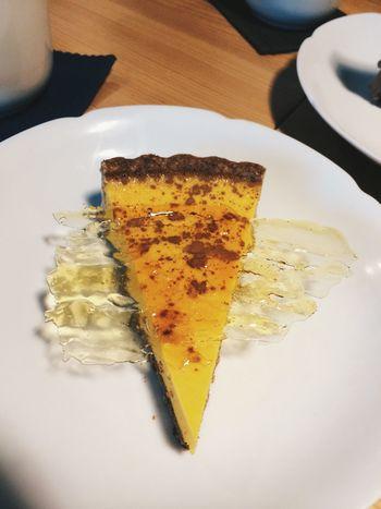 Delicious Pumpkin Pie Yummy A Taste Of Heaven