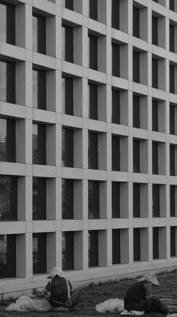 Architecture Façade JEJU ISLAND  Korea Building Exterior Design Koreaarchitecture Outdoors People