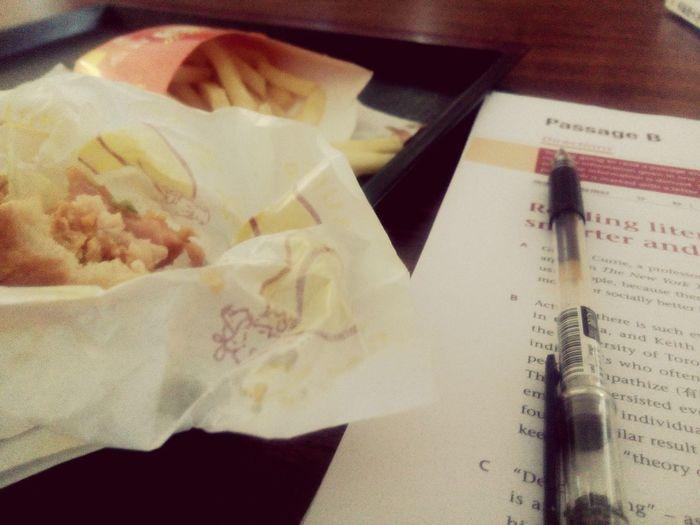 Eatting&Working