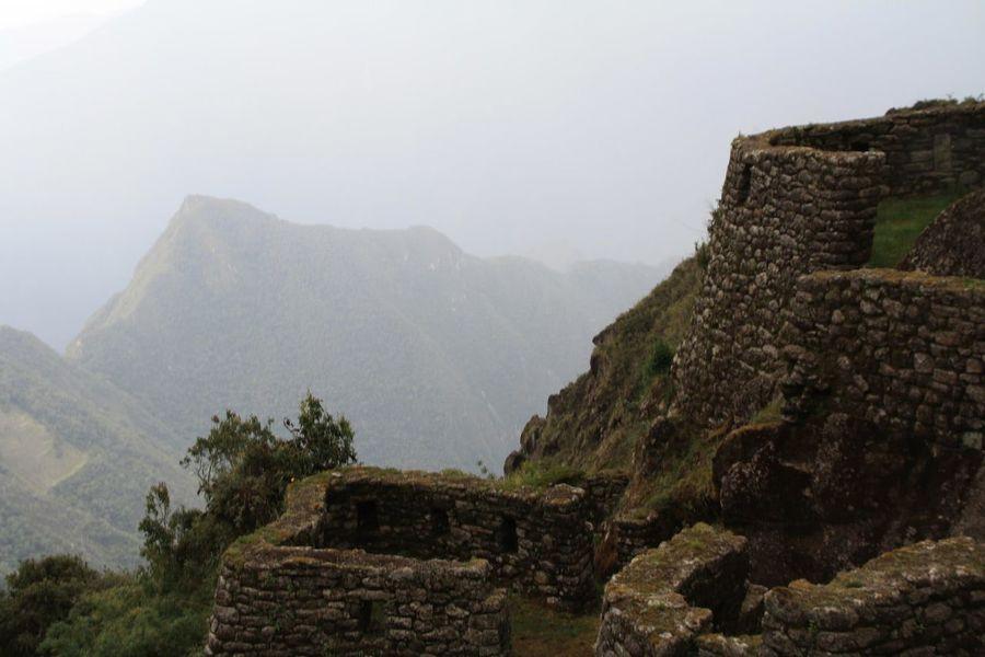 Peru Nature Machu Picchu Inca Trail Inca Inca Ruins