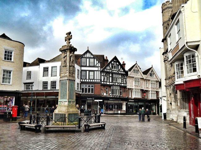 Canterbury, Reino Unido. Marzo de 2014. Canterbury United Kingdom