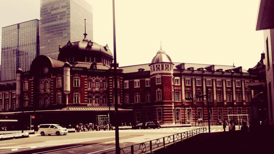 Tokyo,Japan @tokyostation