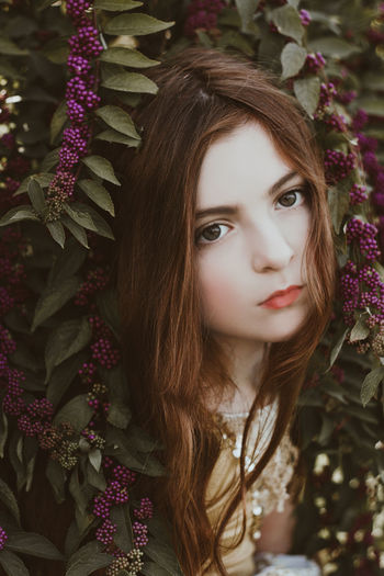 Girl of the Garden Fashion Portrait Of A Woman Young Beautiful Woman Beauty Close-up Day Floral Flower Flower Collection Flower Head Flowers Girl Glamour One Person Outdoors Portrait Portrait Photography Portraiture Real People Young Adult Young Girl Young Women EyeEmNewHere