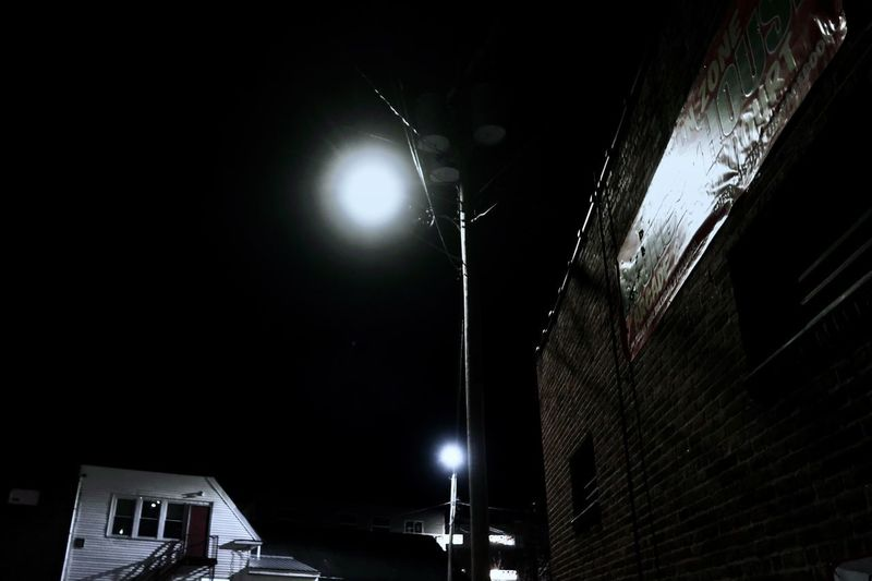 Street light at