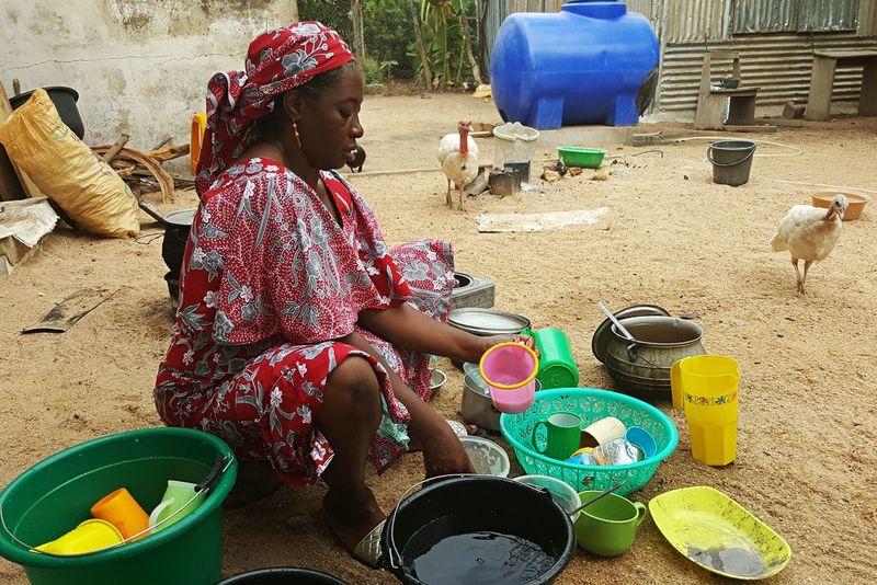 Women Around The World Women Of Africa Women Of EyeEm Women Of The World Africa Day To Day Northern Nigeria People Photography