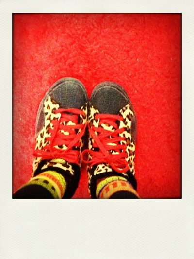 It Is One Of My Favorite Shoes( ´ ▽ ` )ノ