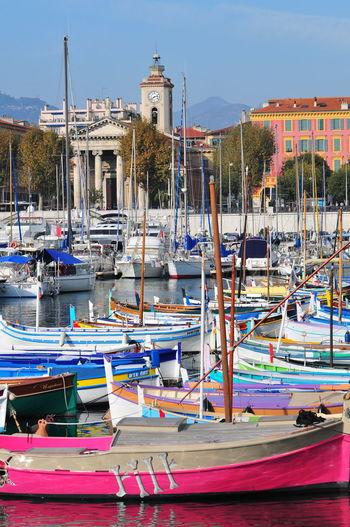 Port de Nice et