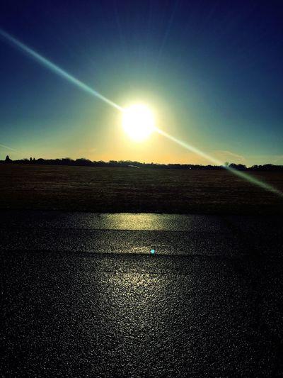 Sunrise Sunrise_sunsets_aroundworld Worldwar2 Airfield Kenley Kenley Aerodrome EyeEm Best Shots