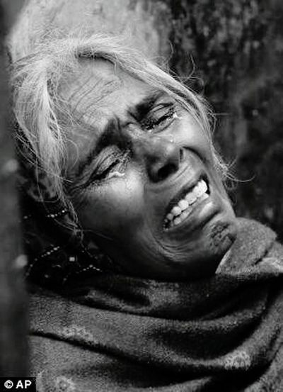 mother is our god.. but why she sad...???