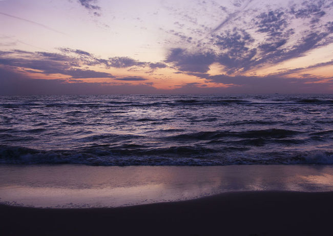 The North Sea. Time To Reflect Fotofantast Seascape Taking Photos