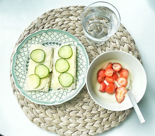 Breakfast Healthy Eating Healthy Food Clean Clean Eating Clean Photo Water Cheese Cucumber Plate Photo By Me Check This Out 2016 Creative Light And Shadow EyeEmBestPics Abundance Gettyimagesgallery Kitchen Taking Photos Getty & Eyeem Eyemphotography My Own Photography Enjoying Life Arrangement Strawberries