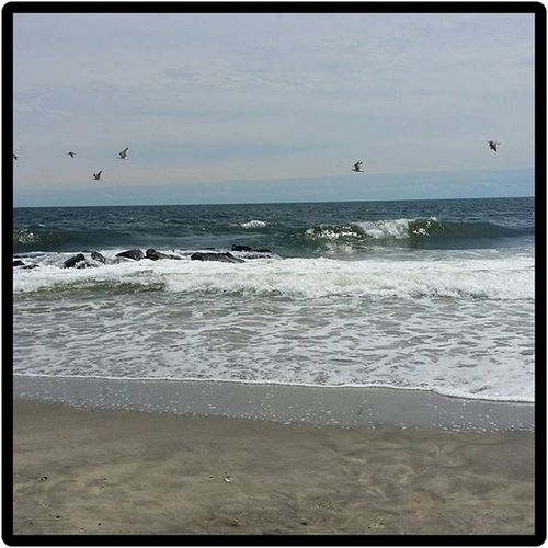 the beach in New Jersey, i love the beach!!!