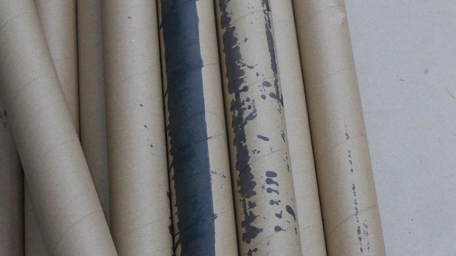Detail shot of curtain