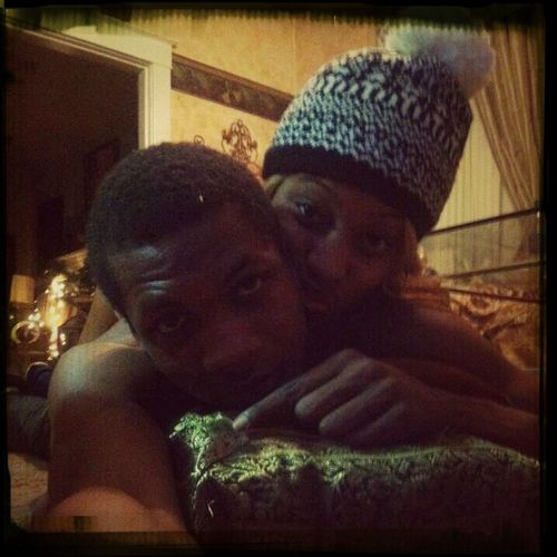 Old Pic Of My Us But Still New ♡♥ ^_^