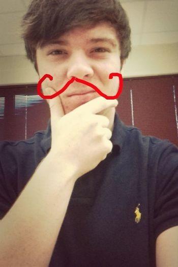 Follow my adorable friend Logan he follows back :)