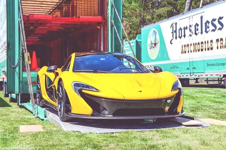 McLaren Supercar The Best Yellow Carbonne Vitesse