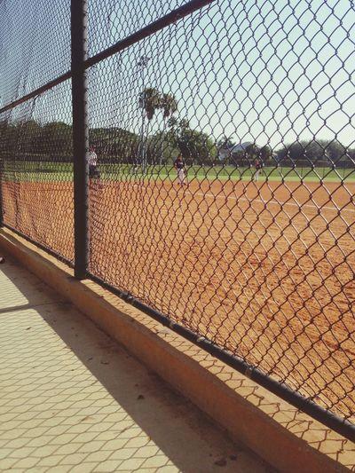 Early morning baseball ? Baseball Game