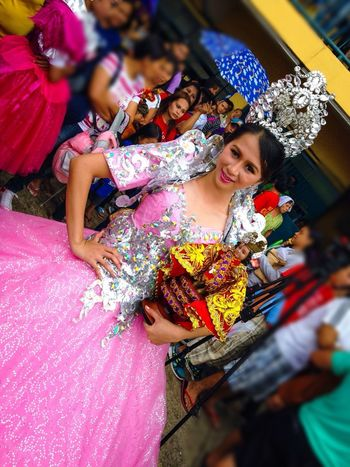 Festival Queen of Uling National High School Sinulog Festival Eyeem Philippines Eye4photography  IPhoneography
