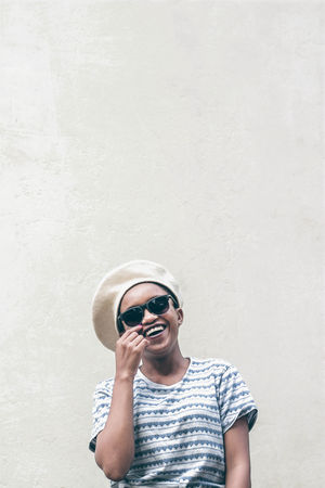 Street Fashion Africa Shootityourself Photography Canon Teenager Fresh EyeEm Best Shots EyeEm Gallery EyeEm Best Edits Wireless Technology Smiling Portrait Cheerful Front View