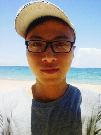 Selfie ✌ Beach Sunny☀ Phanthiet Vinhhao