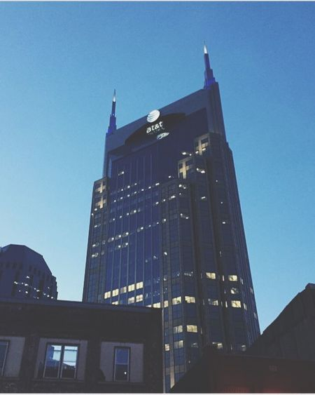 My city Nashville