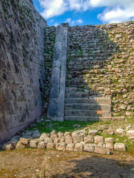 Ancient Ancient Civilization Archaeological Sites Archaeology Chichen Itza History Mayan Mayan Ruins Mayan Wonders Old Old Ruin Staircase Steps Stone - Material Stone Material The Past Weathered Yucatan Mexico Yucatan Peninsula Yúcatan