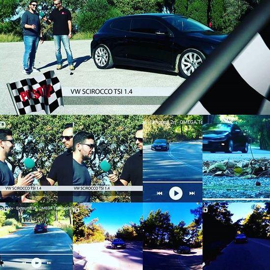 Greek Rhodes Island VW Vwlove Vwscirocco Vws4life Scirocco Rocco TSI Filerimos