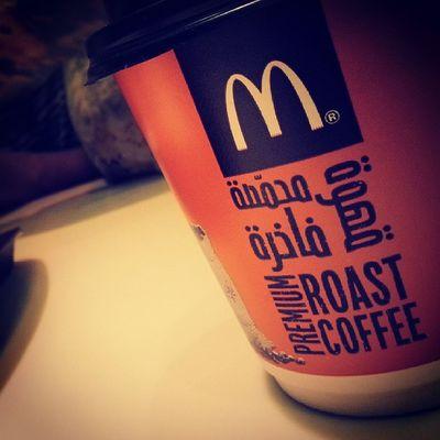Premium Roast Coffee ?? Coffee MacDonald Mac Hot drink delicious