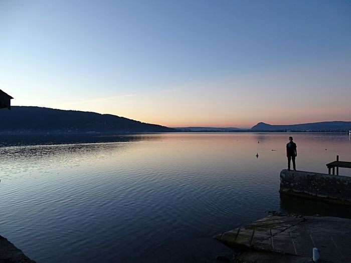 Lake of