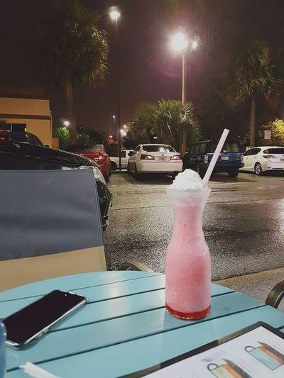 Smoothies Yaaaami Wooooo ✌ Rainy Days