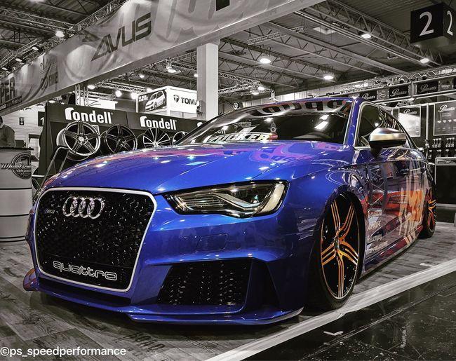 Audi RS3 Car Cars Audi Audirs3 Essenmotorshow Sline Ps_speedperformance EyeEmNewHere EyeEmNewHere