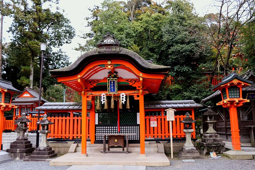 Old But Awesome Japanese Temple EyeEm Japan Japanese Culture Prayforjapan From My Point Of View Fushimi Inari Kyoto History Architecture Temple Architecture Historical Place Architecture_collection Fushimi Inari Shrine Red Torii Fushimi Inari Taisha Beautiful Place Amazing Architecture Japannes Temple