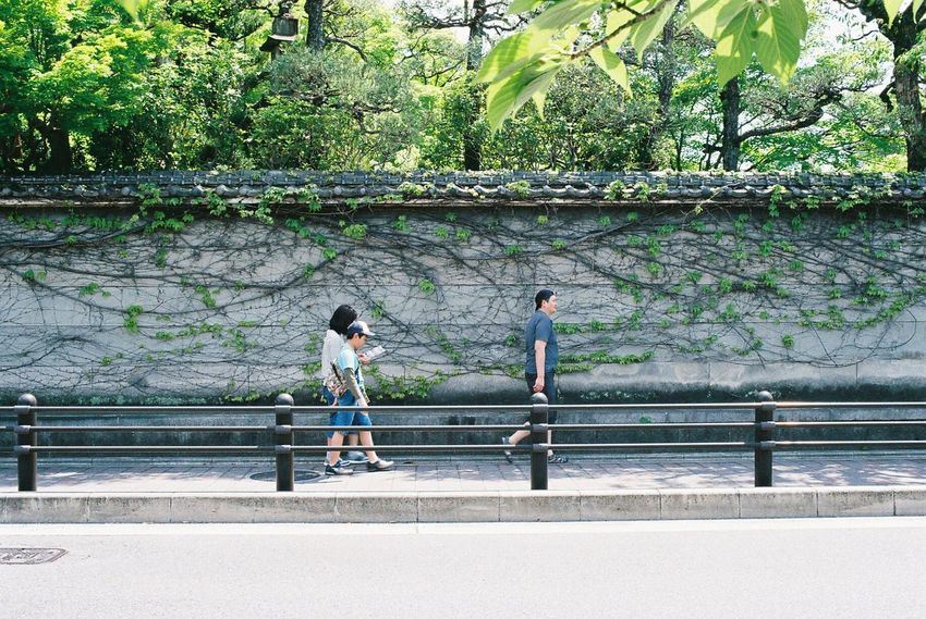 Canon Film Filmphotography People Photography EOS1 People Watching Streetphotography Family Japan Kyoto Peoplephotography Peoples People Japan Photography 35mm Film 35mm Street