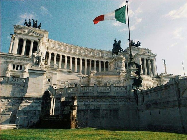 Italy Roma Rome Rome Italy Myfavoriteplace Mipiaceroma Building Amazing Old Building  Old