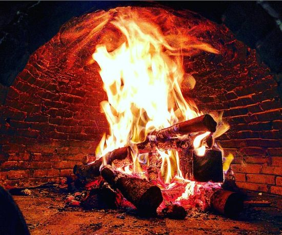 Heat - Temperature Flame Burning Night No People Close-up Outdoors Bonfire Fire Pit Fire Fireworks Forno A Legna Forno Food Food And Drink First Eyeem Photo Red