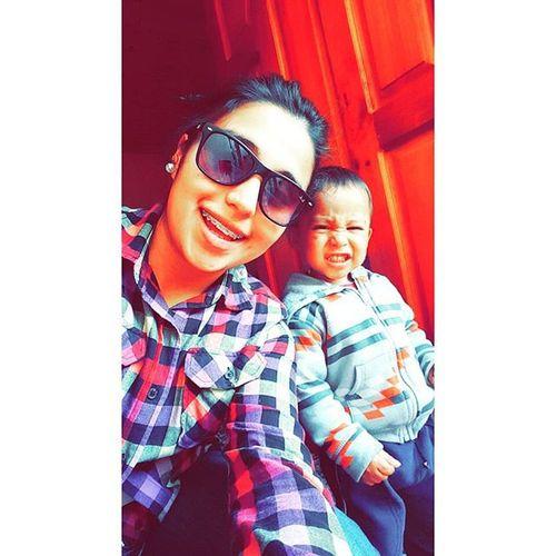 Ser tia es como ser una madre pero disfrazada de amiga 👶💞👍 SoyTia  Tialoca Mencanta Jajaja