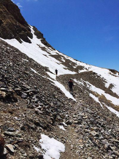 The Great Outdoors - 2017 EyeEm Awards 🌏my Life⛩ 🤠my Holidays😎 EyeEm Nature Lover Snow Mountain Walking