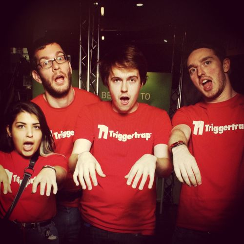 With Photokina2014 coming to an end, team Triggertrap have been reduced to Zombies