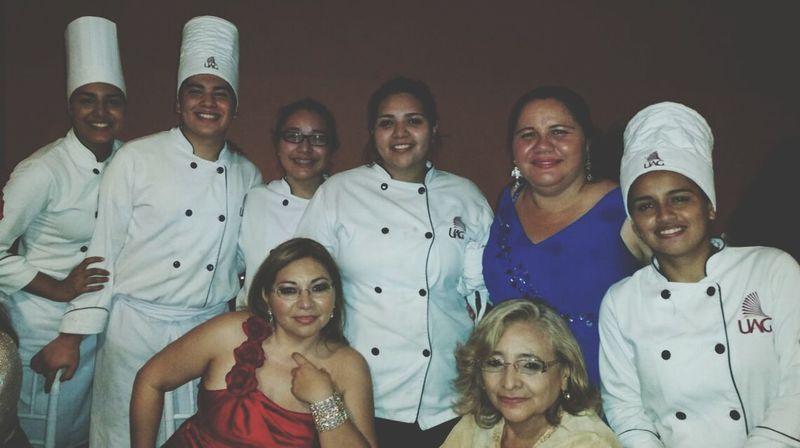 Dia de las madres Chef Evento Uag