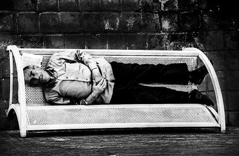 Streetphotography_bw The Street Photographer - 2016 EyeEm Awards Black & White Tehran Streets Iran Street Photography Social Photography Streetphotographer DocumentaryPhotographer Documentaryphotography Black Streetphoto_bw Iran Photojournalism Photojournalist Black And White Photography Documentary Streetlife Sleep The Great Outdoors - 2016 EyeEm Awards