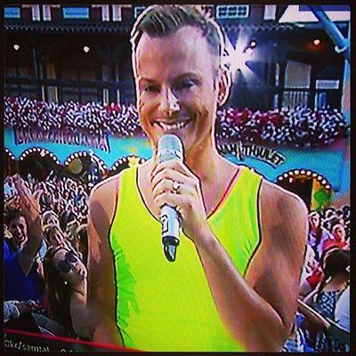SNYGGASTE!!! Magnus_cson Sexig Snygg Finaste dregla love Lovely artist Barbados Alcazar solo homo gult sommarkrysset