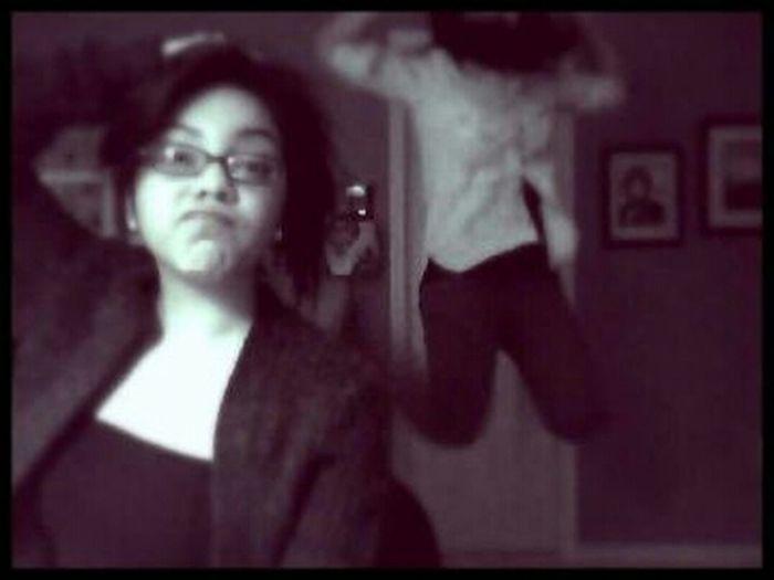 Nella and I. ♥