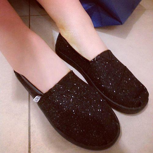 Toms 大童鞋 亮晶晶