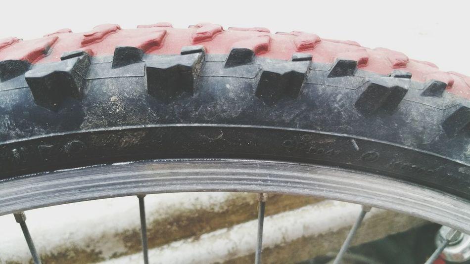 Spokes Tyre Wheel Grip Rubber