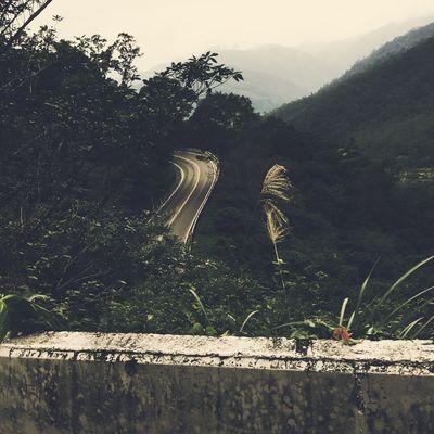 Mountain Trail Taiwan Toge Garageimg Curve Road Car Drift Automobile