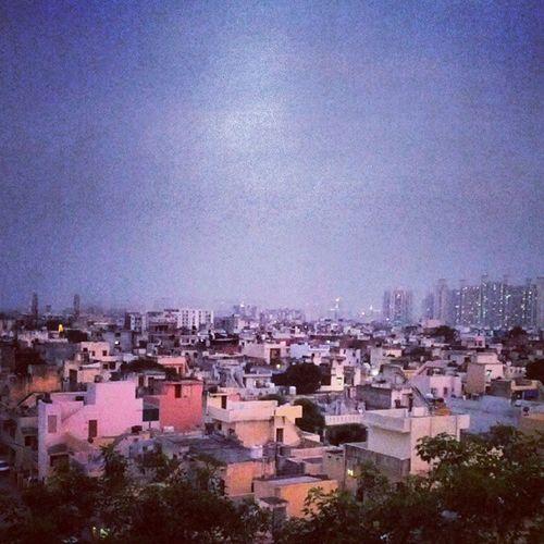 Gurgaon- Concrete city