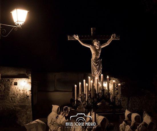 Hollyweek Zamora, Spain Semana Santa Espirítu Santo Celebration Night