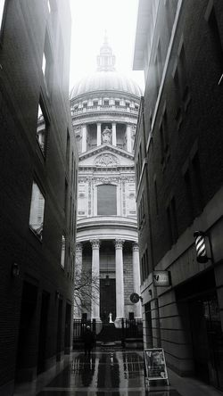 St Pauls Cathedral London St Pauls Cathedral City Of London City Architecture Architecture_bw LONDON❤ Londonlife London Tourism Blackandwhite Sunrise Black & White Clouds Clouds & Sky Silhouette Silouette & Sky