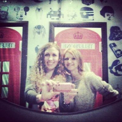 Откопала совместную фоточку с @jo_stockton с прошлого концерта Motorama :) До новой встречи на очередном концерте!