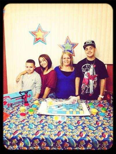 Bryan's Birthday :)